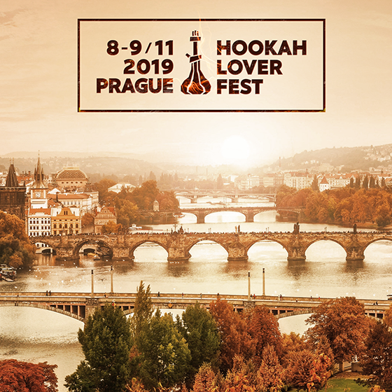 Prague's First Hookah festival