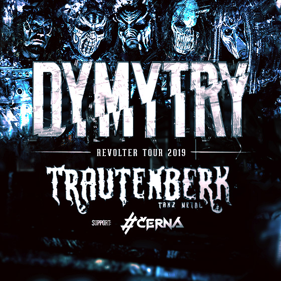Dymytry<BR>Revolter tour 2019
