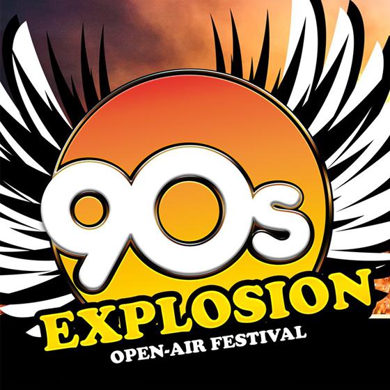 90s Explosion open-air festival