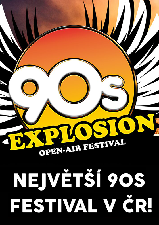 90s Explosion open-air festival