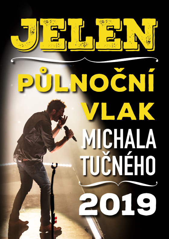 Jelen band on tour