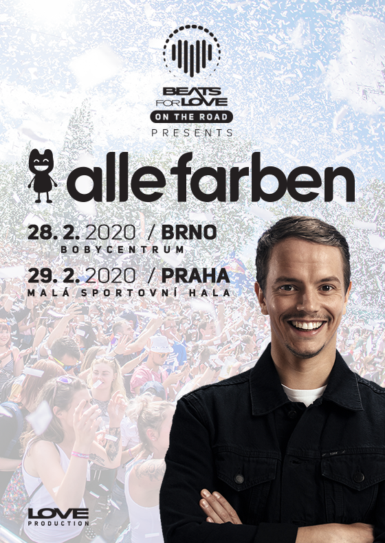 Beats For Love - On the Road - pres. Alle Farben