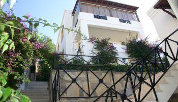 Bodrum Kumbahçe'de Full Deniz Manzaralı Yazlık Kiralık Daire