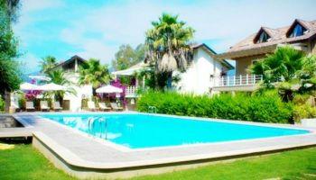 Göcek'te Özel Plajı Olan 3+1 Kiralık Lüks Villa