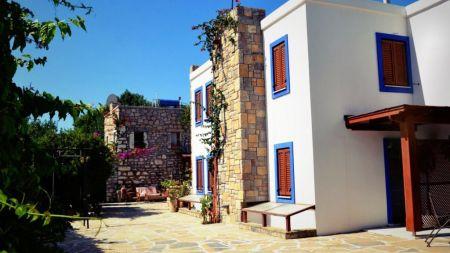 Antik Yunan Kenti Halikarnas Yakınında Günlük Kiralık Eşyalı Ev