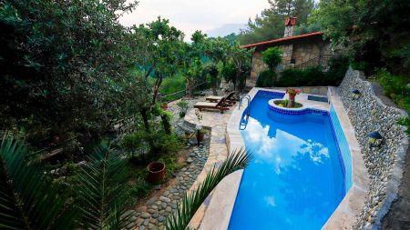 Gökova'da, Özel Havuzlu, 2+1 Tatil Villası