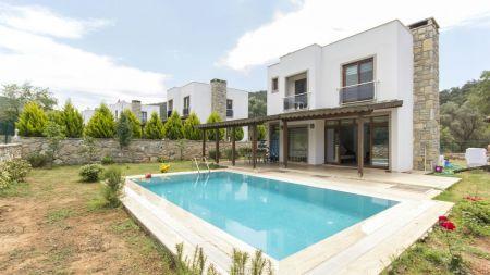 Göltürkbükü'nde Özel Havuzlu, Saunalı 3+1 Müstakil Villa