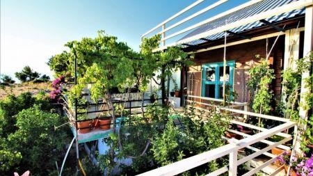 Kalkan İslamlar'da Özel Havuzlu, Doğa İçerisinde, Muhafazakar Villa