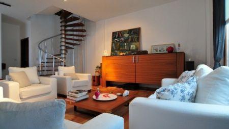 Bodrum'da Muhteşem Atmosfere Sahip 2 Oda 1 Salon Kiralık Taş Villa