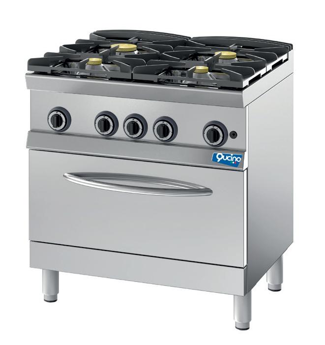 S.A. Solutions - COTTURA - Linea Cucina