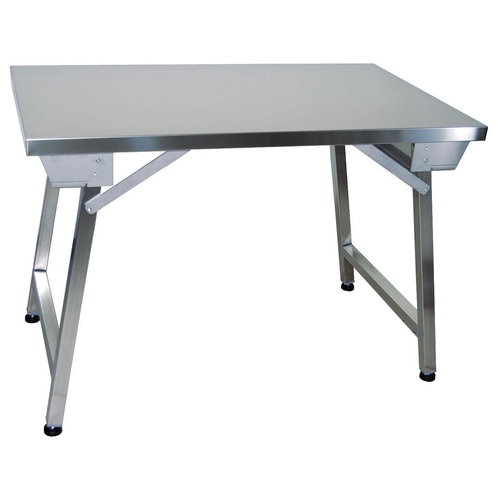 Offerte Gambe Pieghevoli Per Tavoli.S A Solutions Neutro Tavoli Da Lavoro Pieghevoli