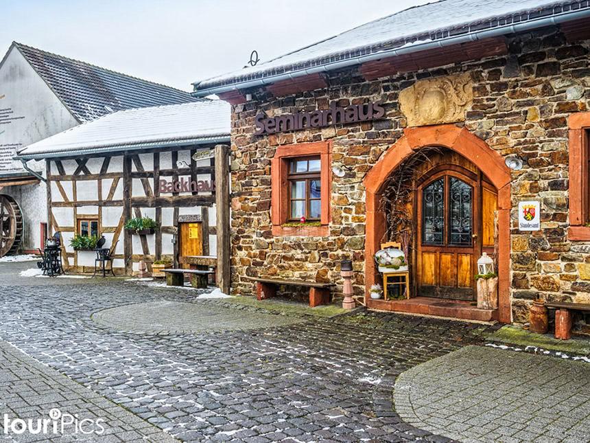 Eifel 3 Tage Lissendorf Urlaub Historische Wass...