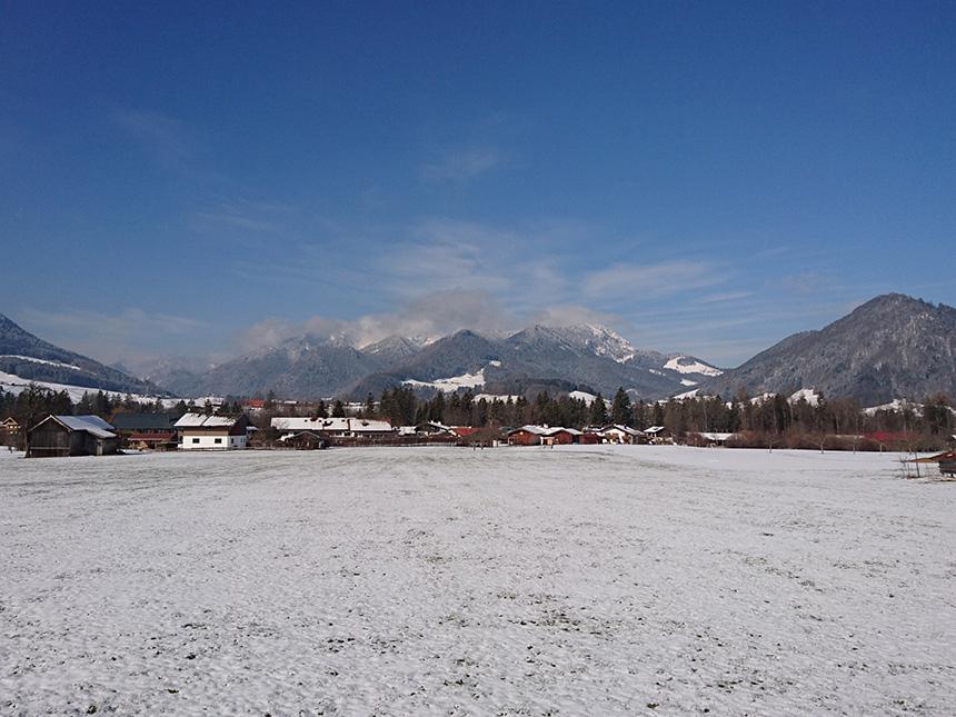 Dorf-winter