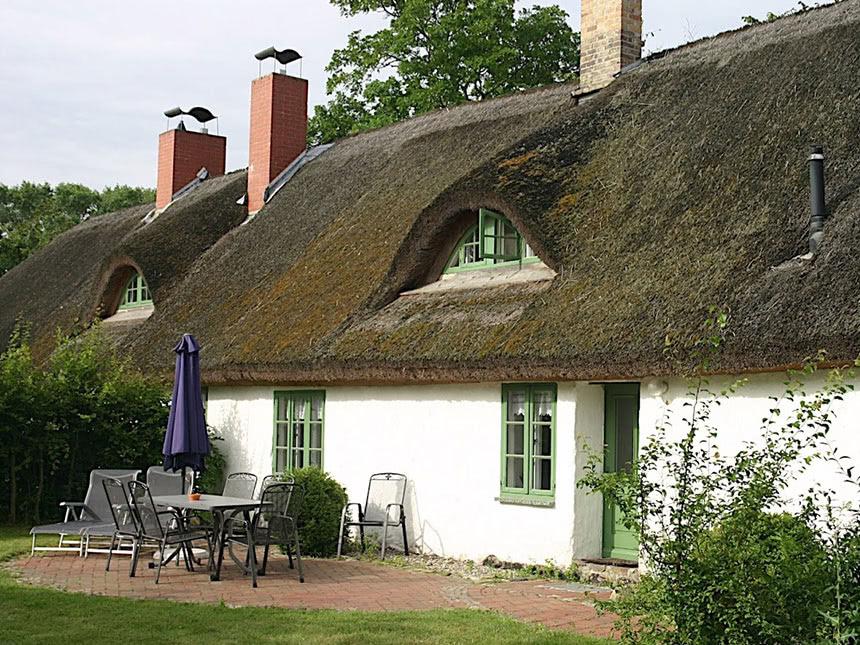 Ostsee 7 Tage Insel Rügen Urlaub Ferienpark Vieregge Ferienhaus Reise-Gutschein