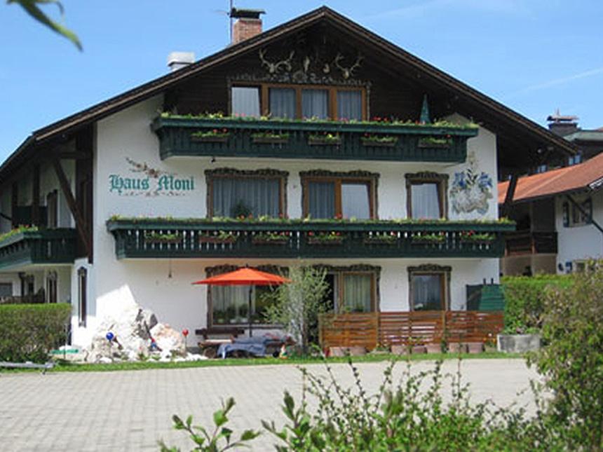 Allgäu 8 Tage Schwangau Urlaub Pension Moni Hot...
