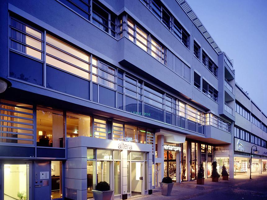 Oldenburg 4 Tage Kurzurlaub Hotel Altera Reise-Gutschein 4 Sterne Angebot aufrufen