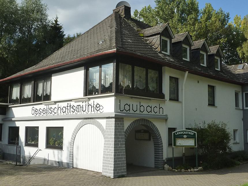 Hunsrück 4 Tage Laubach Urlaub Landgasthof Gese...