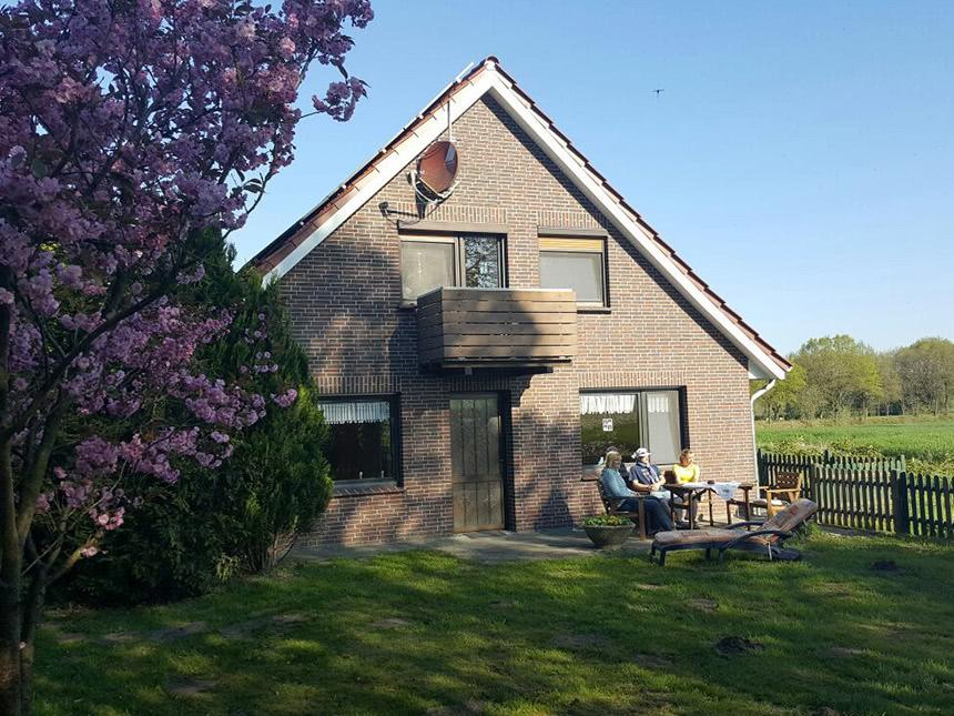 Nordsee 6 Tage Dunum Urlaub Ferienwohnung Rehwiese Reise-Gutschein