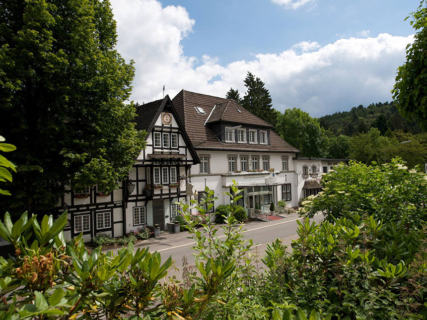 3 Tage Kurzurlaub in Gummersbach im Hotel Wyndh...