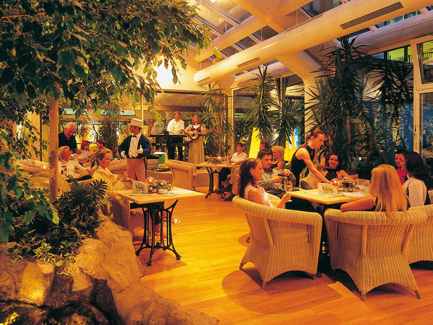 Gastro-Wintergarten