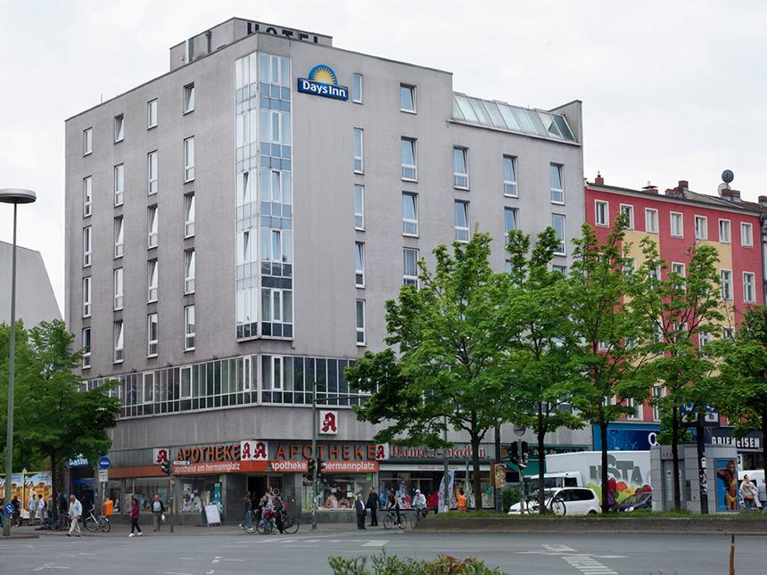3 Tage Städtereise nach Berlin Neukölln ins Hot...
