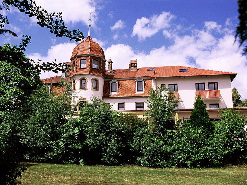 6 Tage Urlaub in Kirchheimbolanden im Parkhotel...