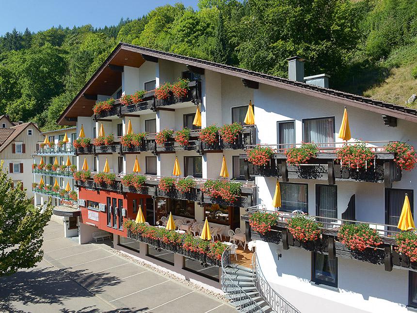 6 Tage Urlaub Baiersbronn im Schwarzwald im Fla...