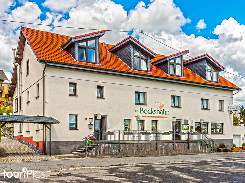 Eifel 4 Tage Spessart Urlaub Hotel Zum Bockshah...