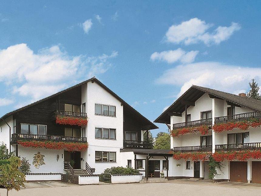 Niederbayern 8 Tage Bad Füssing Urlaub Ferienwohnung Haus Antonius Gutschein
