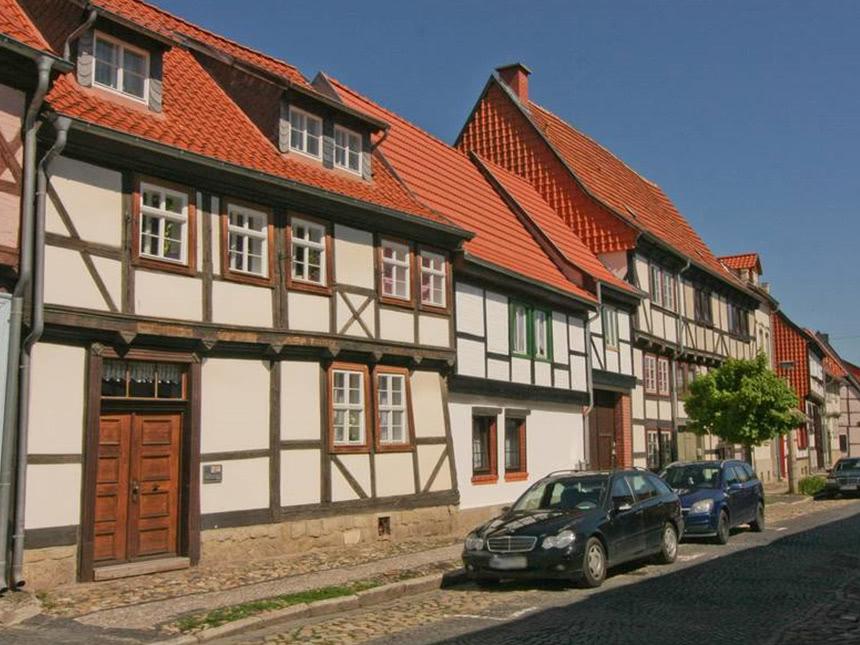 Harz 4 Tage Quedlinburg Ferienwohnung Urlaub im...