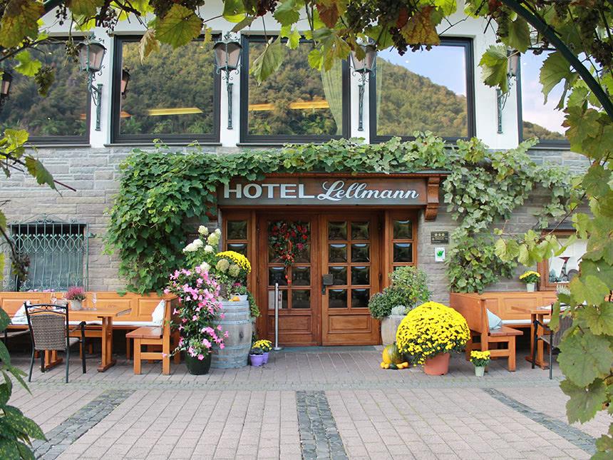 Mosel 3 Tage Löf Kurzreise Hotel Lellmann Gutschein Erholung 3 Sterne Angebot aufrufen