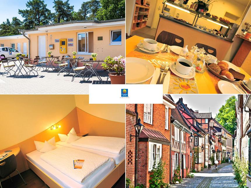 Lüneburg 3 Tage Kurzurlaub Comfort Hotel Lüneburg 3 Sterne Reise-Gutschein Angebot aufrufen