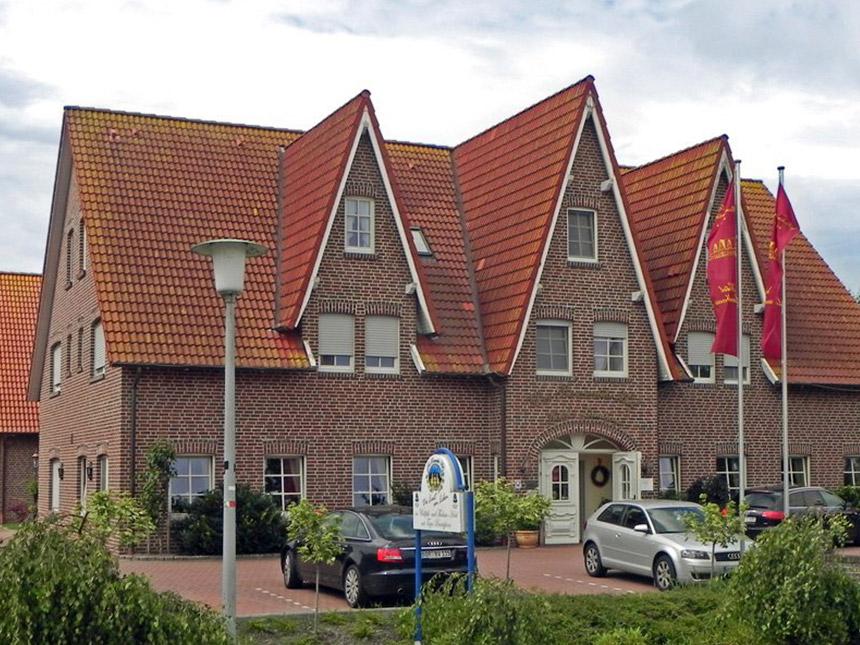 Nordsee 6 Tage Strand-Urlaub Romantik-Hof Greetsiel Reise-Gutschein Erholung Angebot aufrufen