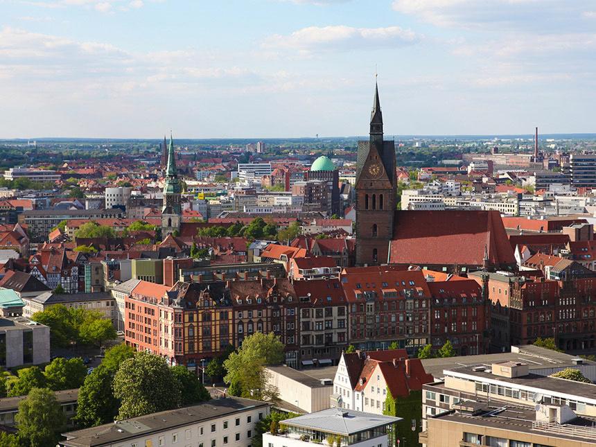 Hannover 2 Tage Städtereise Design Hotel Wiegan...