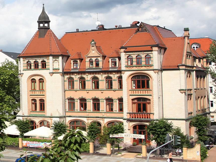 Hotel Artushof Dresden Bewertung