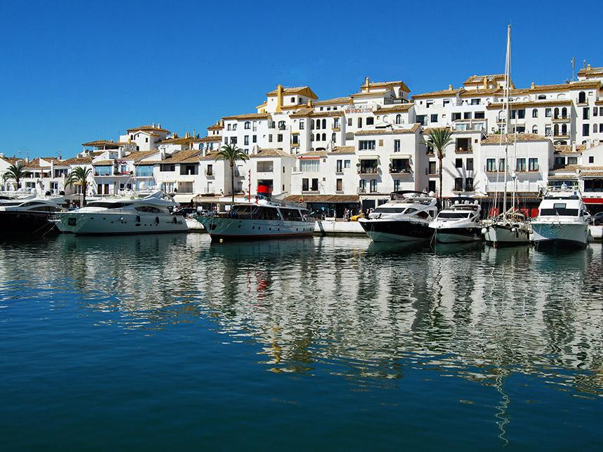 Malaga-Hafen