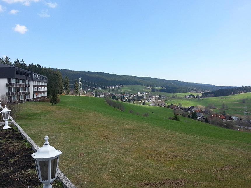 Aussicht-terrasse