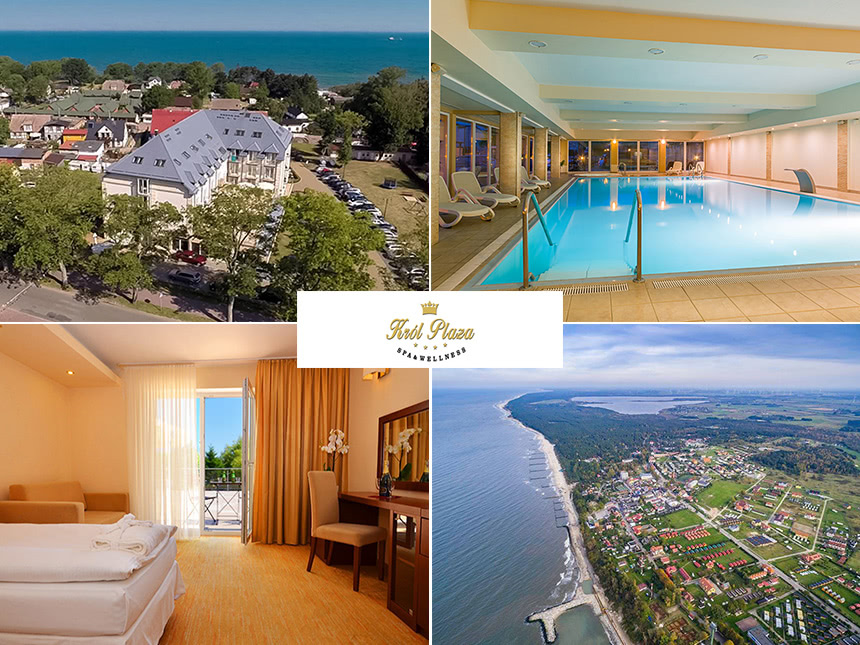Polnische Ostsee 6 Tage Jaroslawiec Krol Plaza Hotel Gutschein Polen Vollpension Angebot aufrufen