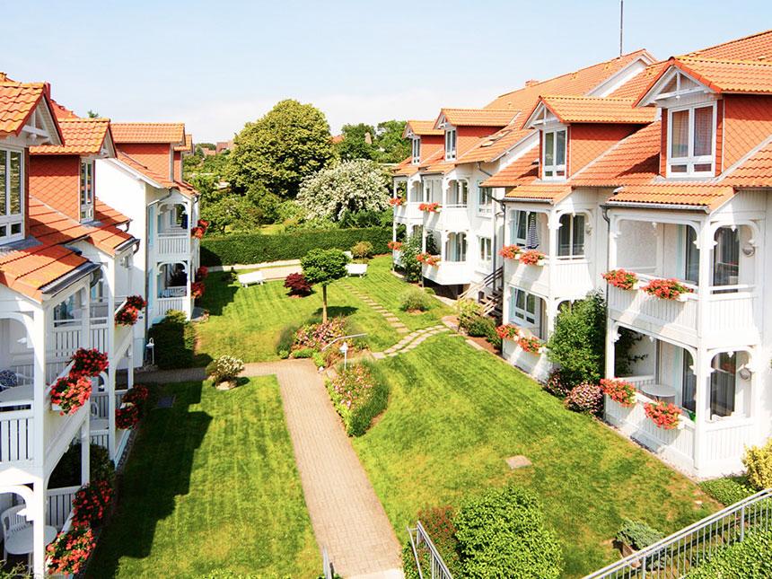 Ostsee 8 Tage Insel Rügen Appartements Binzer Sterne Ferienwohnung Gutschein