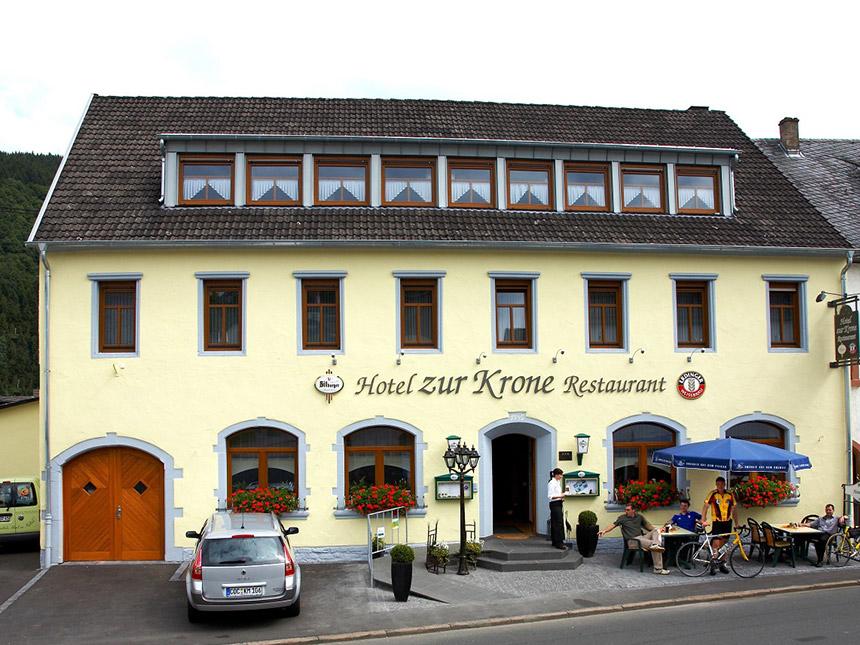 Eifel 2 Tage Birresborn Kurzurlaub Hotel Zur Krone 3 Sterne Reise-Gutschein Angebot aufrufen
