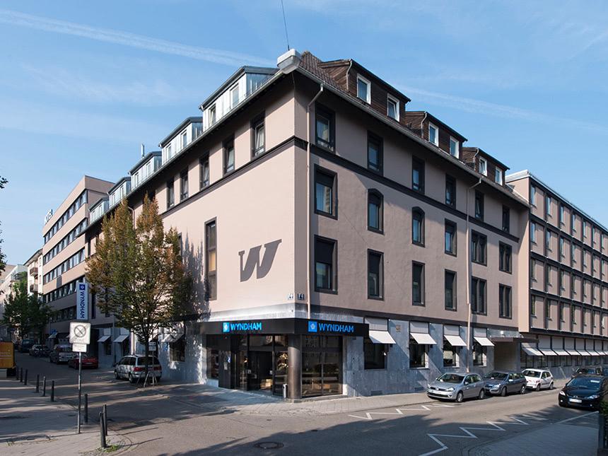 Mannheim 3 Tage Urlaub Wyndham Mannheim Hotel R...