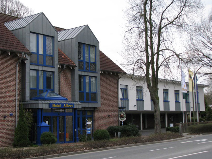 Ruhrgebiet 3 Tage Dorsten Kurzreise Akzent Hotel Albert Gutschein 3 Sterne Angebot aufrufen