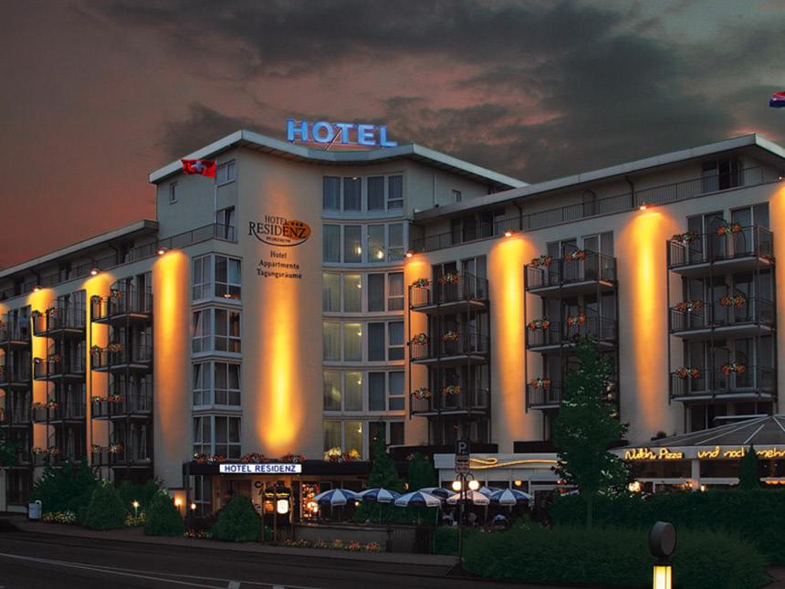 Hotel-dunkel
