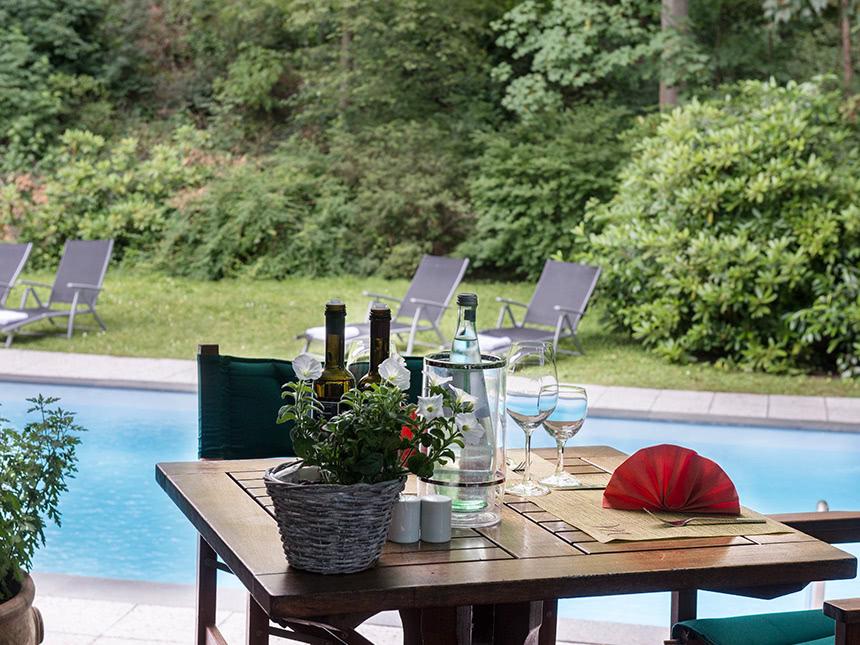 Terrasse-Pool