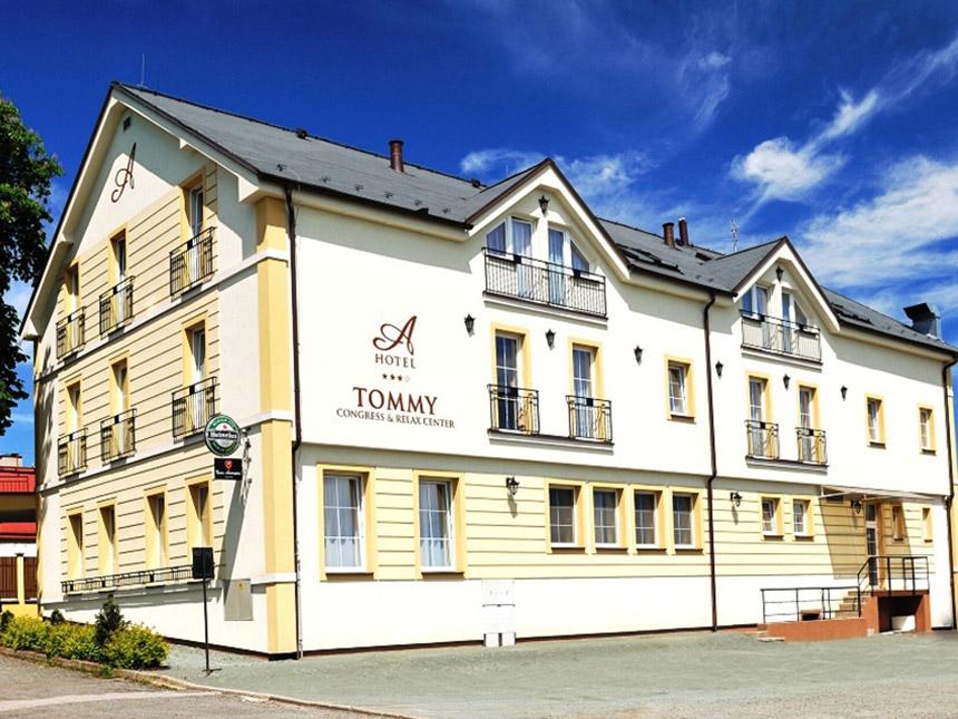 Tschechien 3 Tage Náchod Urlaub Hotel Tommy Rei...