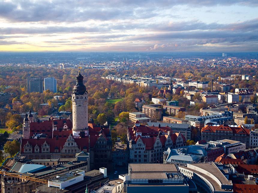 Leipzig 3 Tage Urlaub City Inn Hotel Reise-Guts...