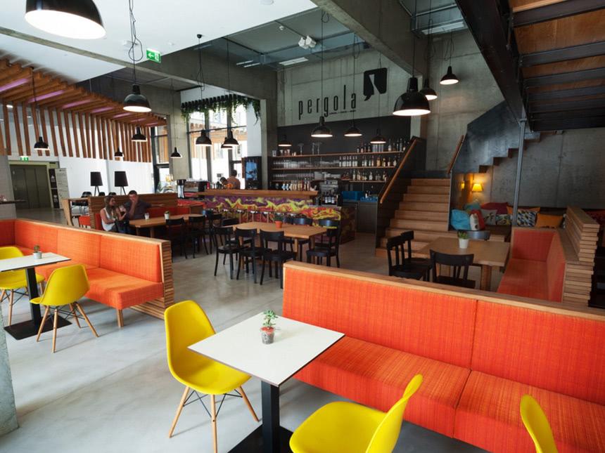 Hotel Zeitgeist Wien Restaurant