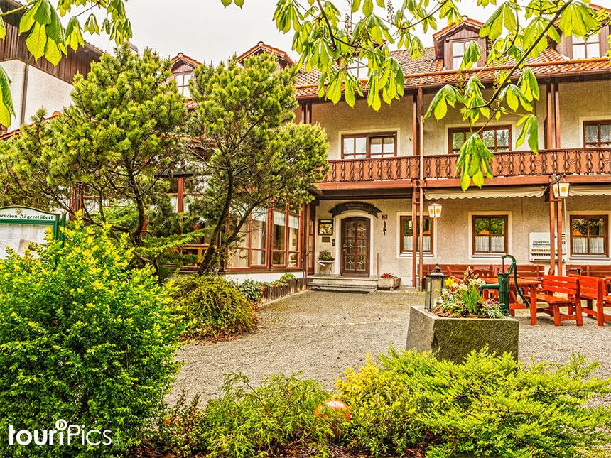 3 Tage Urlaub in Bad Griesbach im Rottal im Jägerstüberl mit Halbpension