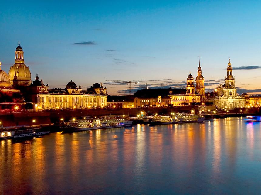 Dresden 6 Tage Städtereise Apart-Hotel Neumarkt...