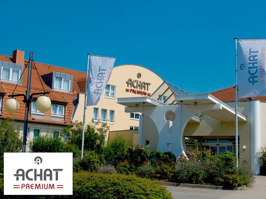 Kurpfalz 3 Tage Urlaub  im Achat Premium Walldorf Reilingen mit Halbpension